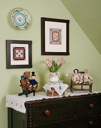 Kate Adams Fine Miniature Quilts.